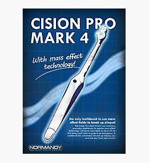 Cision Pro Mark 4 Photographic Print