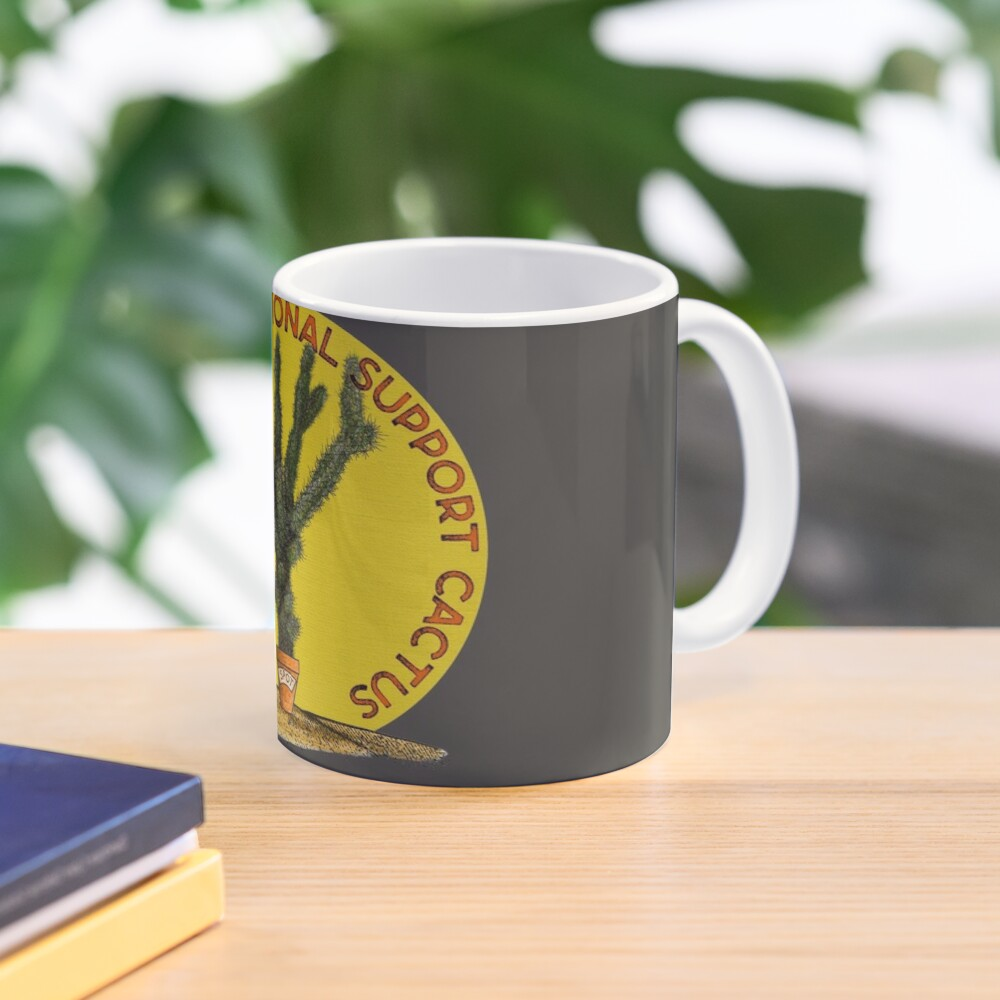 Emotional Support Cactus - Do Not Pet Mug