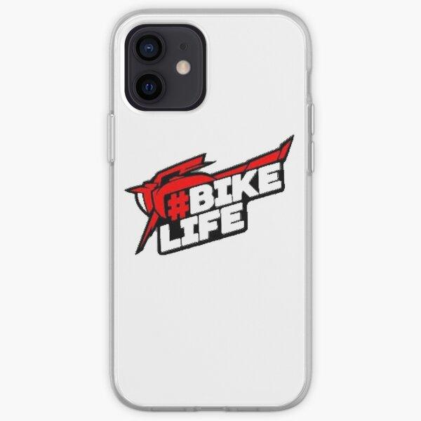 #BIKE LIFE Coque souple iPhone