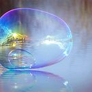 Dream Bubble 2 by Tracy Riddell