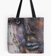 Face, Bernard Lacoque-116 Tote Bag