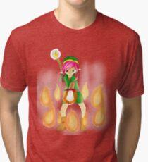 Bombos Medallion Tri-blend T-Shirt