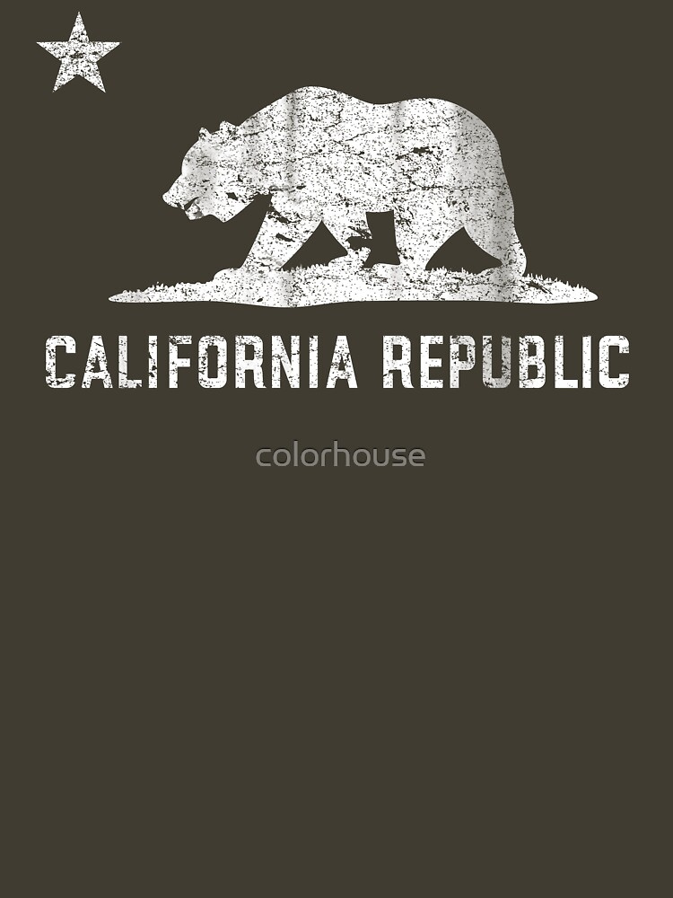 VIntage California Republic by colorhouse