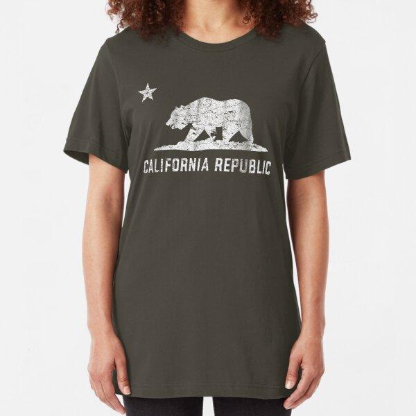 VIntage California Republic Slim Fit T-Shirt