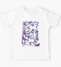 Mysterious ink spill Kids Clothes