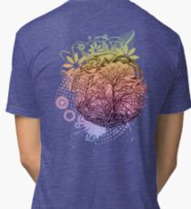 Brunches of trees Tri-blend T-Shirt