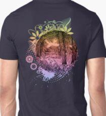 Trees near the river Unisex T-Shirt