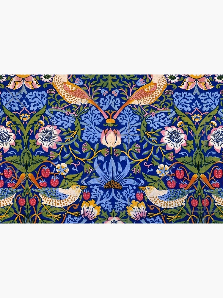 "William Morris ""The Strawberry Thief"" 1. by ALD1"
