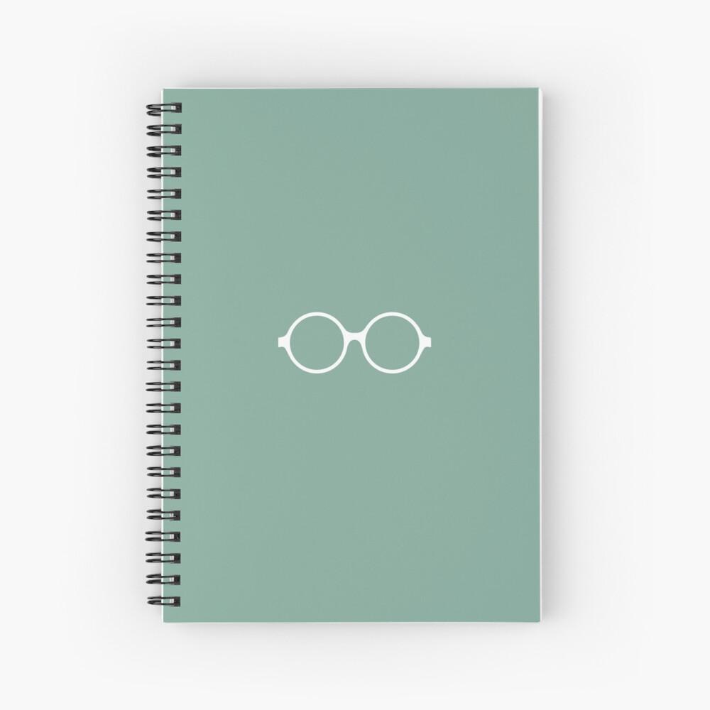 Cahier à spirale «Carnet de lecture La petite rédac'»