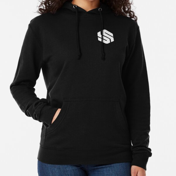 Stylized Station Community Merch Lightweight Hoodie
