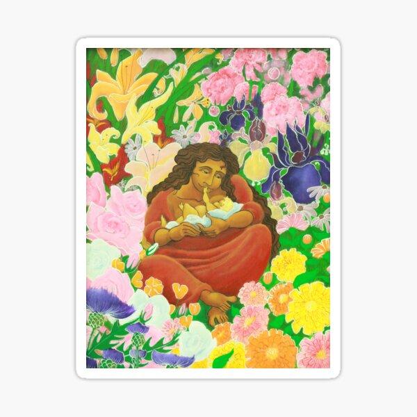 Garden Mother Sticker