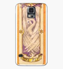 "Clow card ""The Fly"" Case/Skin for Samsung Galaxy"