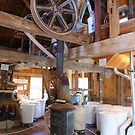 Inside the Grist Mill by TxGimGim