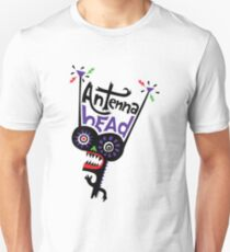 Antenna Head Unisex T-Shirt