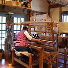 Weaving Fabric by TxGimGim