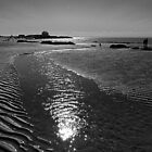 Low tide Mid day by Paul Pasco