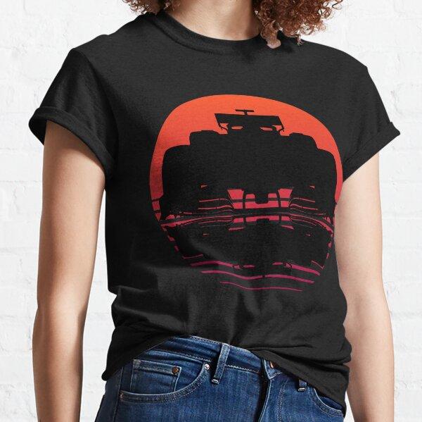 F1 Sunrise Camiseta clásica
