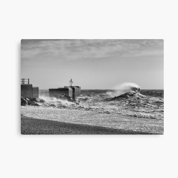 Hastings Harbour Arm Canvas Print