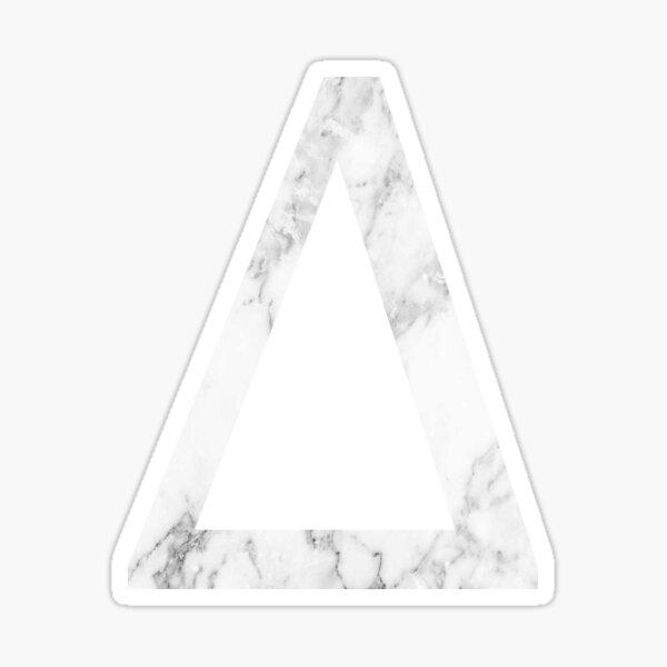 Delta Sticker