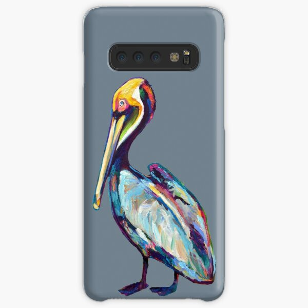 Colorful Pelican by Robert Phelps Samsung Galaxy Snap Case