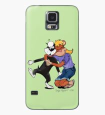 Penny Hugs Butch Elsewhere Case/Skin for Samsung Galaxy