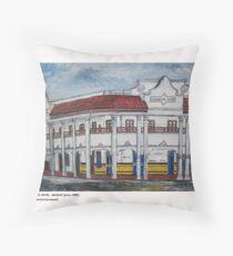 WILKINSON'S HOTEL MACKAY, NTH QLD Throw Pillow