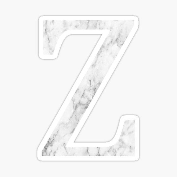 Z/Zeta Sticker