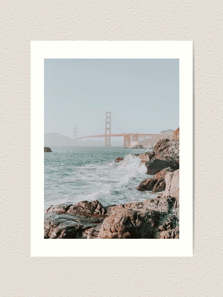 Alternate view of San Francisco II Art Print