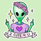 2 cute 4 u by geothebio