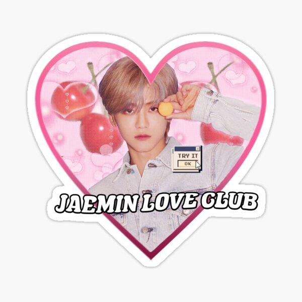 JAEMIN love club Sticker