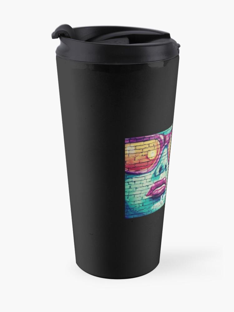 Alternate view of Fashion. Inspired. Travel Mug