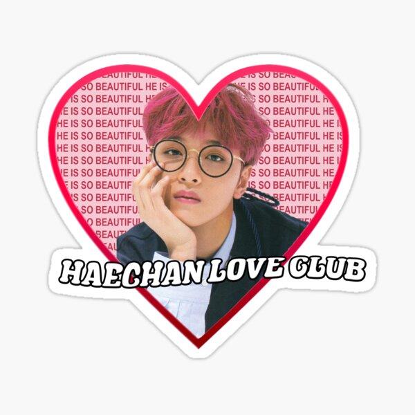 HAECHAN love club Sticker