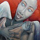 My Angel. by Tatyana Binovskaya