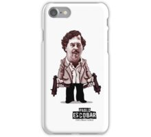 PabloEscobar-TheDrugLord iPhone Case/Skin