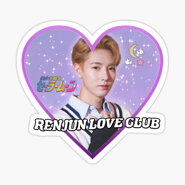 RENJUN love club Sticker