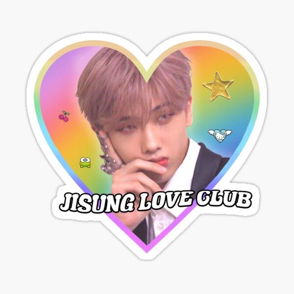 JISUNG love club Sticker