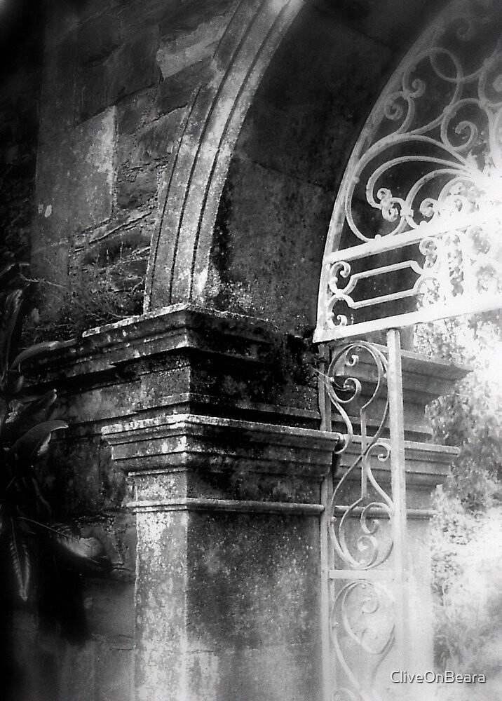 The Garden Gate - Ilnacullin (Garinish Island), Glengarriff by CliveOnBeara