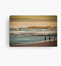 North Wollongong Canvas Print