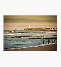 North Wollongong Photographic Print