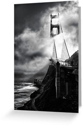 Golden Gate Bridge by Kana Photography