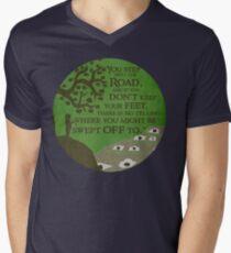 New adventure Men's V-Neck T-Shirt