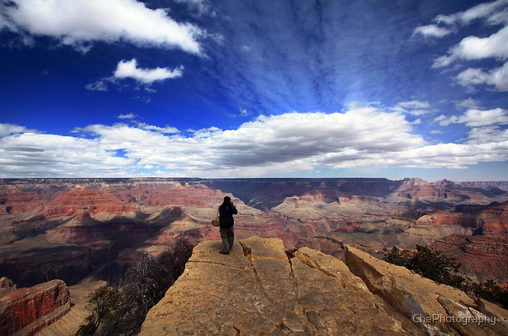 Grand Canyon Marvel by ChePhotography