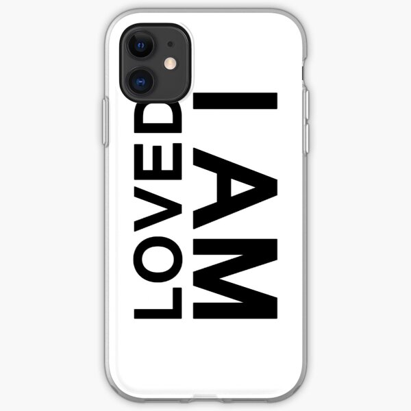 I am loved :) iPhone Soft Case