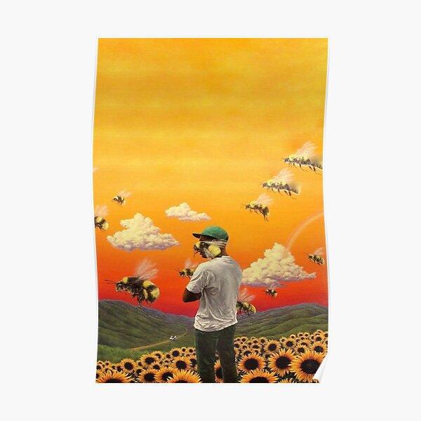 Tyler The Creater Flower Boy Poster