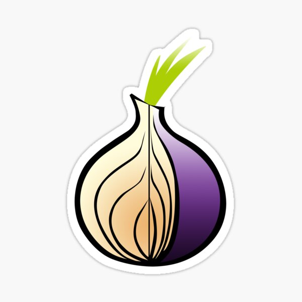 Tor Logo Sticker