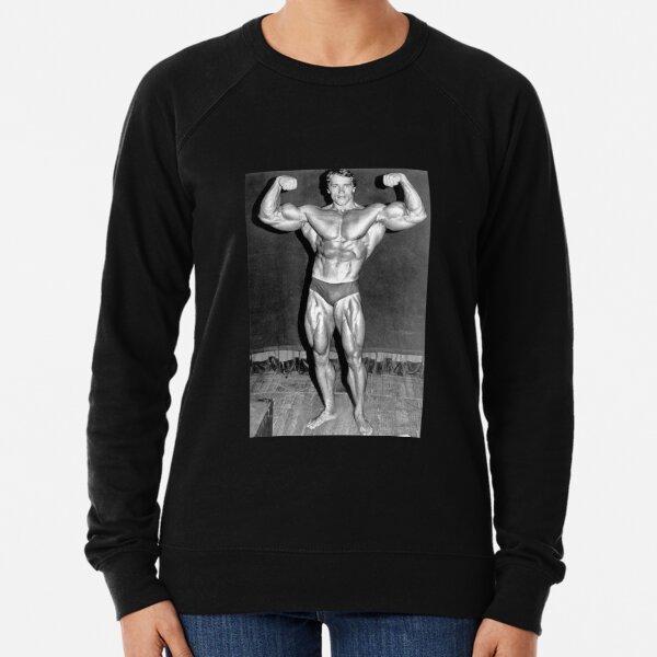 Arnold Schwarzenegger Capuche Fitness Musculation Lifestyle California
