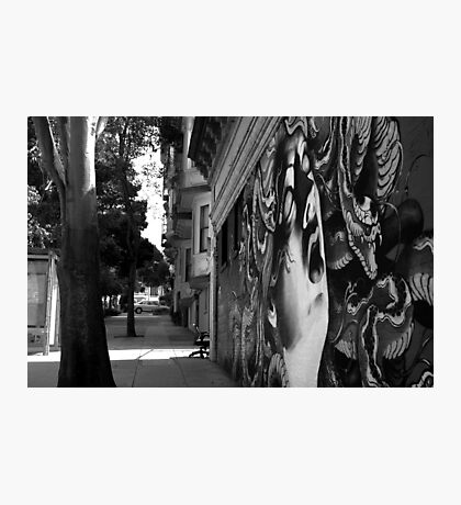 LOVE AND HAIGHT Photographic Print