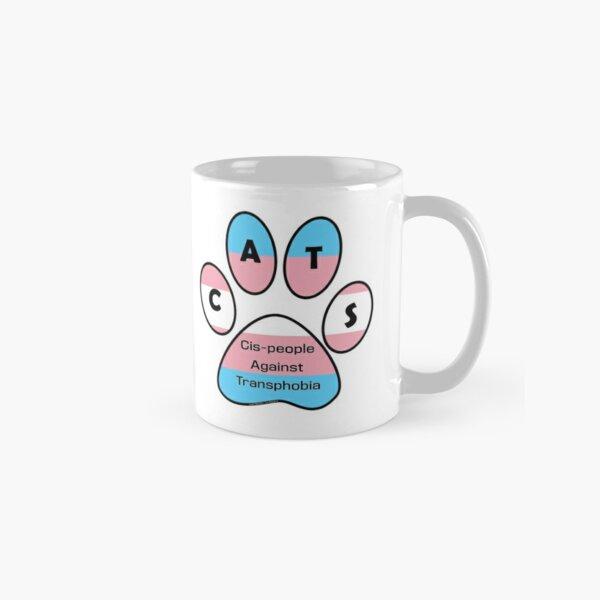 CATS - Cis-people Against Transphobia Classic Mug