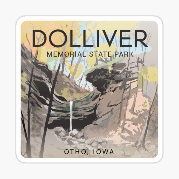 Dolliver Memorial State Park Sticker