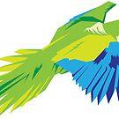ATX Quaker Parrot by Alex Cady
